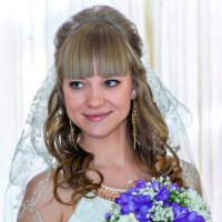 Невеста с букетом :: iv12
