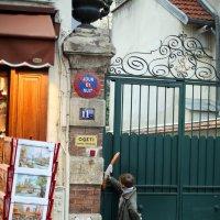 Навеяло большими мастерами ... :: Фотограф в Париже, Франции Наталья Ильина