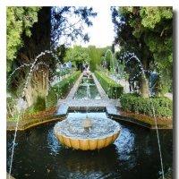 Альгамбра. Сады Хенералифе :: Алла Захарова