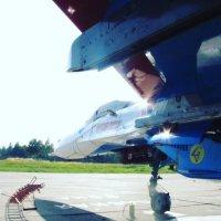 "Под крылом у ""Русского Витязя"" :: Daria Zhdanova"