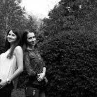 Надя и Иpа :: Кристина Бессонова