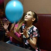 шарик :: Татьяна Малафеева