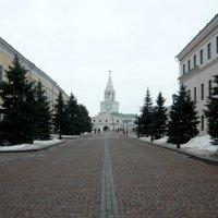 Главная улица кремля :: Надежда