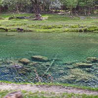 Изумрудная вода Чулышмана :: val-isaew2010 Валерий Исаев