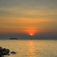 Закат на острове Самет... :: Cергей Павлович