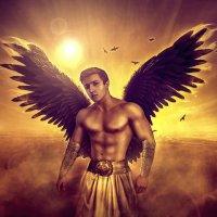 Темный ангел :: Наталья Данченко