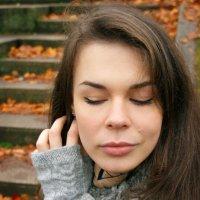 Осенний портрет :: Юлия Фотолюбитель