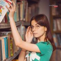 Однажды в библиотеке :: Андрей Молчанов