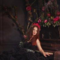 Лесная нимфа :: Irina Zvereva