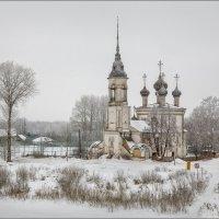 Зимняя зарисовка. :: Александр Назаров