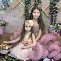 Сестрёнки :) :: Райская птица Бородина