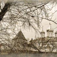 Купола и башни ... :: Сергей Козырев