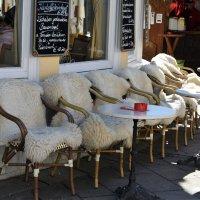 Уютное кафе в Баварии. :: Елена Савчук
