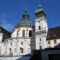 Монастырь Этталь. Бавария. :: Елена Савчук