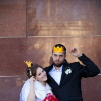 Король с королевой :: Ксения Плотникова