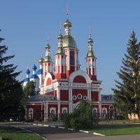 Храмы Казанского монастыря. Тамбов :: MILAV V