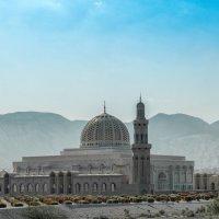 Мечеть султана Кабуса в Маскате (Оман) :: Владимир Горубин