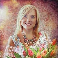 Тюльпанное настроение!!! :: Svetlana Gordeeva
