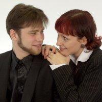 Мужчина и Женщина :: Валерий Подорожный