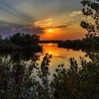 Пейзаж. :: Павел Петрович Тодоров