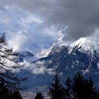 Альпы в марте ... :: Владимир Икомацких