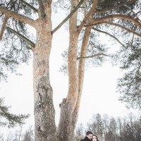 Максим и Лиза в Царицыно :: Катерина Швецова