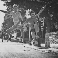 в прыжке) :: Любовь Илюхина