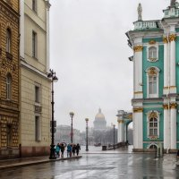 Дождливый день :: Евгений Никифоров
