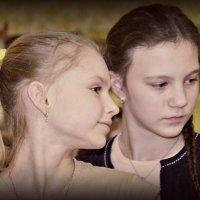 Подружки :: Елена Третьякова