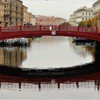красный мост :: Игорь Свет