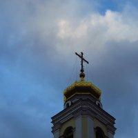 Крест и небо :: Андрей Лукьянов