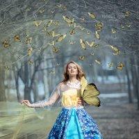 Бабочка :: Маргарита Гусева