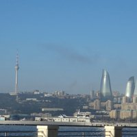 Приморский бульвар ,Баку :: Alla Swan