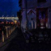 Метались тени по углам - былого отраженья...? :: Ирина Данилова