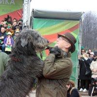 Очень  большие  друзья ! :: Виталий Селиванов