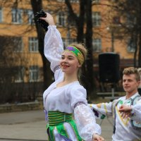 Праздник :: Татьяна Панчешная