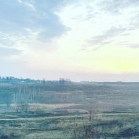 Пейзаж :: Марина Белохвост