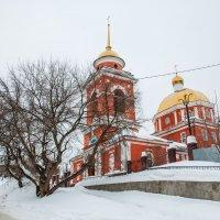 Покровская церковь в городе Уфе :: Сергей Тагиров