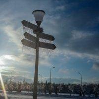 ледянной дождь :: Aлександр Рыжов