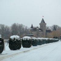 Замок «Шато Эркен»... :: Юлия Бабитко