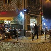 Уличное кафе в Порту :: ИРЭН@ .