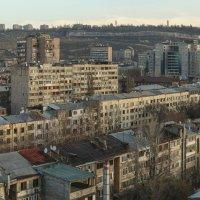 Вид на утренний Ереван. :: Анатолий Щербак