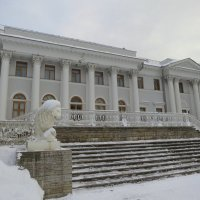 Елагин дворец. :: Валентина Жукова