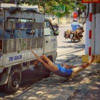 Street camping :: Олег