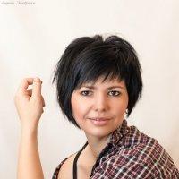 Портрет для Оли :: Евгения Мартынова