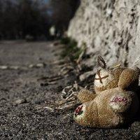 Когда игрушка надоела... :: Виталий Павлов