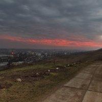 Керченский закат :: Ирина Шарапова