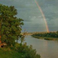 После дождя. :: Владимир Лобанов