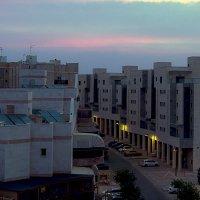 Любимый город в синей дымке тает :: Александр Липовецкий