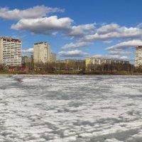 В Москве - настоящая весна :: Андрей Лукьянов